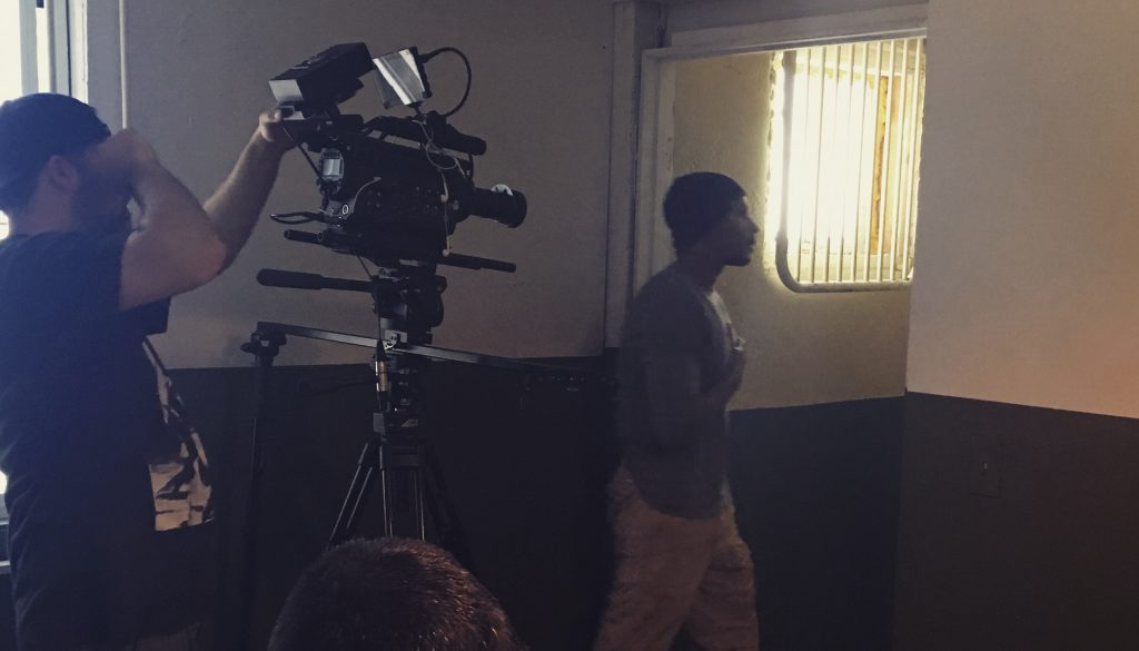 On Set